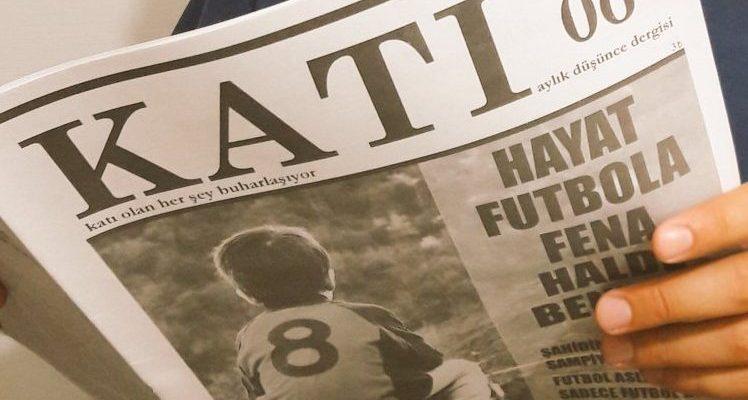 Futbol ve Büyük Veri (Katı Dergi, Haziran 2016)