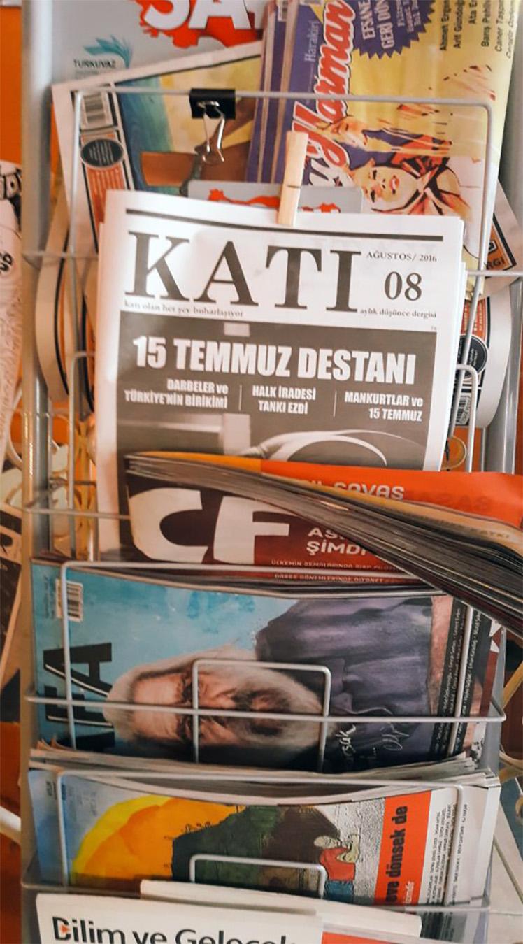 Katı Dergi Ağustos 2016