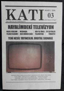 Yeni Nesil Yayıncılık: Digital Signage